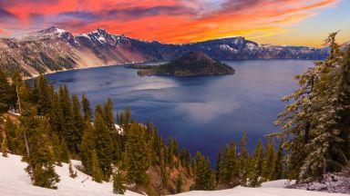 Най-красивите кратерни езера на Земята