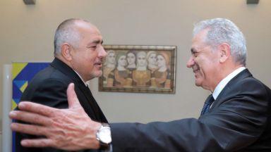 Борисов се срещна с еврокомисаря по миграцията Аврамополус