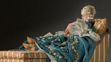 Портретни кукли на исторически личности конкурират восъчните фигури на мадам Тюсо