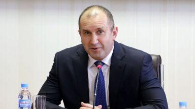 """Румен Радев пред """"Комерсант"""": България има нужда от преки доставки на руски газ - да го наречем """"Български поток"""""""