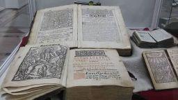 Уникални ръкописи и ценни старопечатни книги показва изложба в Габрово