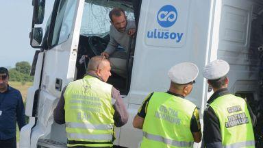 """До 15 г. грозят турския шофьор, блъснал автобус на """"Тракия"""""""
