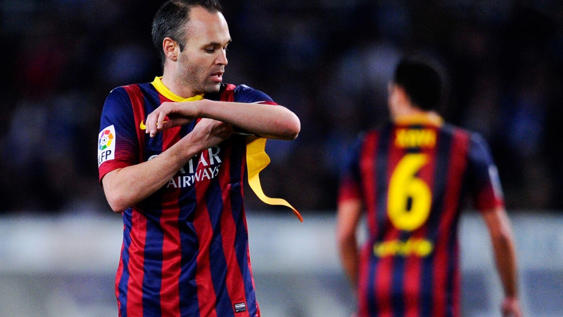 Според Луис Суарес Шави е идеалният треньор за Барселона