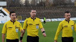 Кабаков ще свири баража за Европа