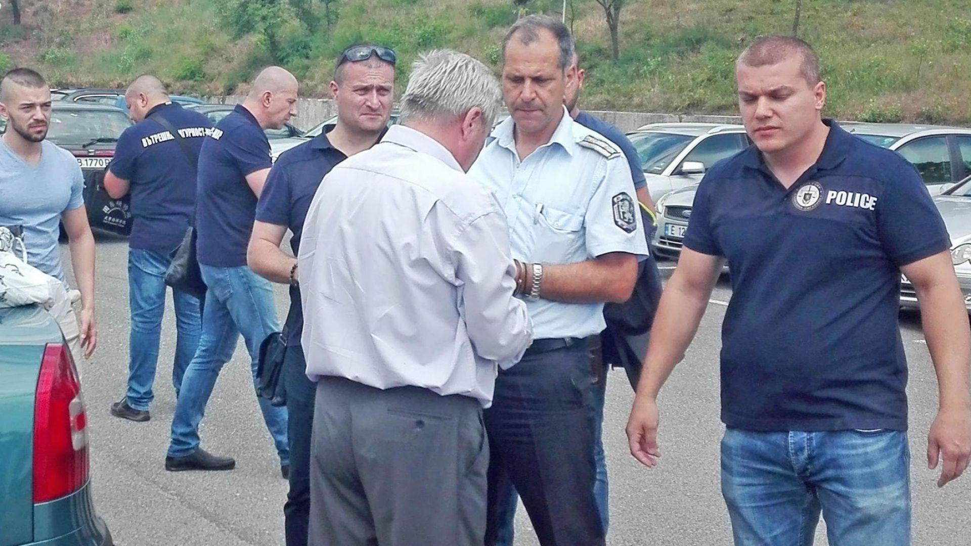 За три престъпления ще отговаря шефът на КАТ-Благоевград