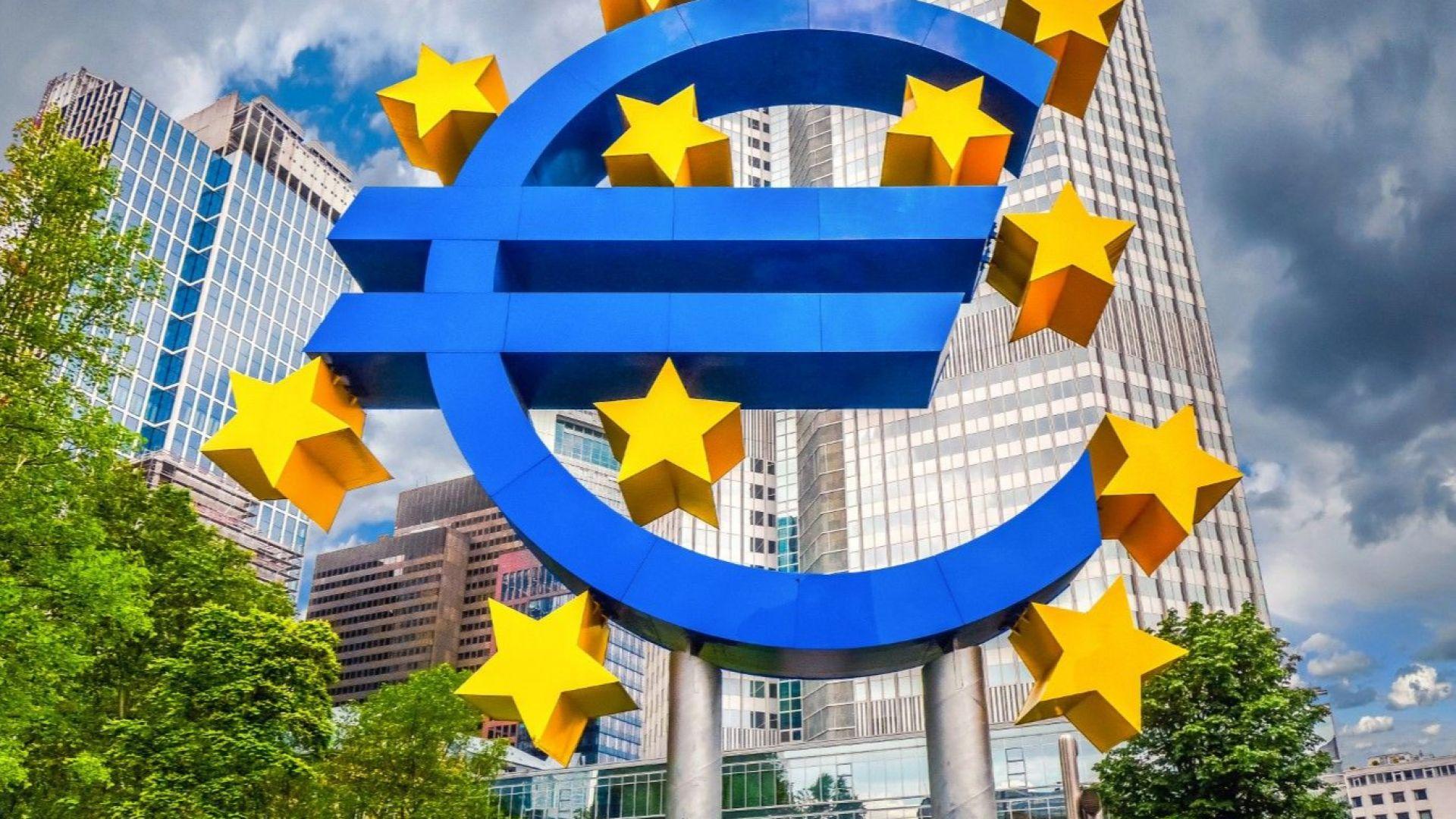 ЕЦБ охлади ентусиазма ни за еврозоната