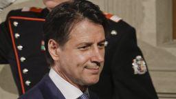 Конте: Ще бъда адвокат на всички италианци пред европейските институции
