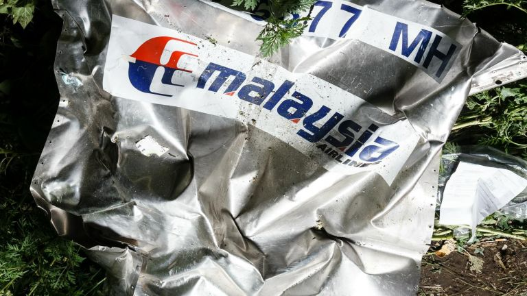 """Зенитната ракета """"Бук"""", свалила малайзийския """"Боинг"""" над Украйна, е руска"""
