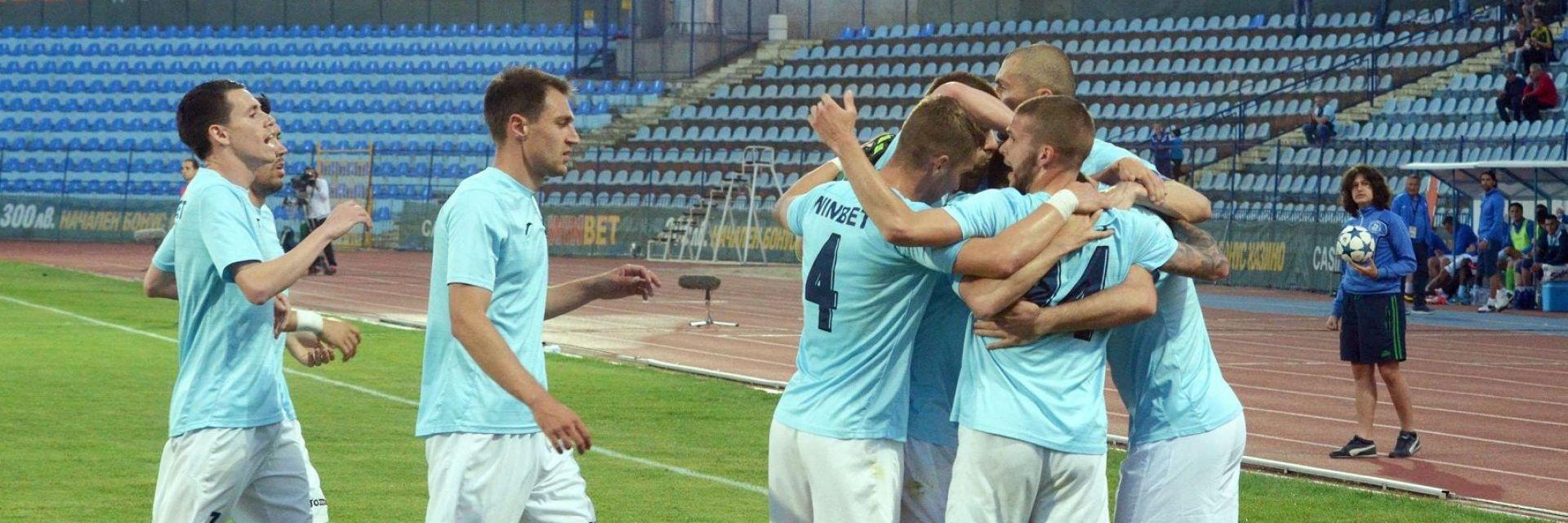 Дунав победи резервите на Локомотив