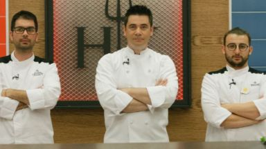 Шеф Ангелов избра своя фаворит в Hell's Kitchen