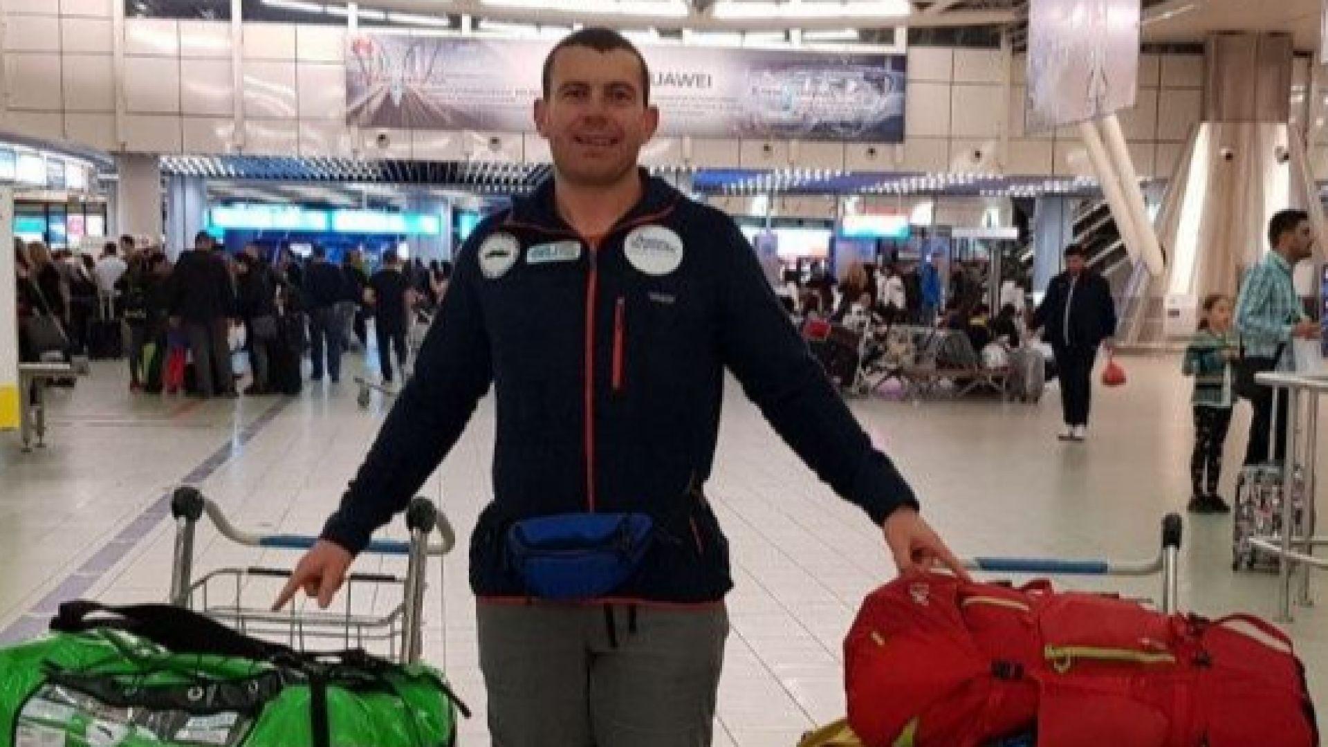 Алпинистът Слави Несторов: Не мога да повярвам, че Боян го няма