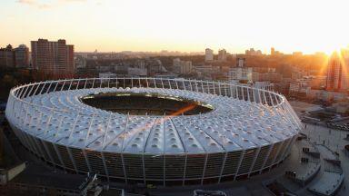 Финалът в Киев: Арената на сблъсъка