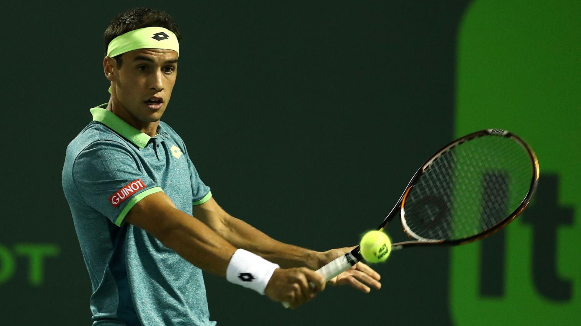 Обвиниха тенисист от топ 100 за уговорени мачове