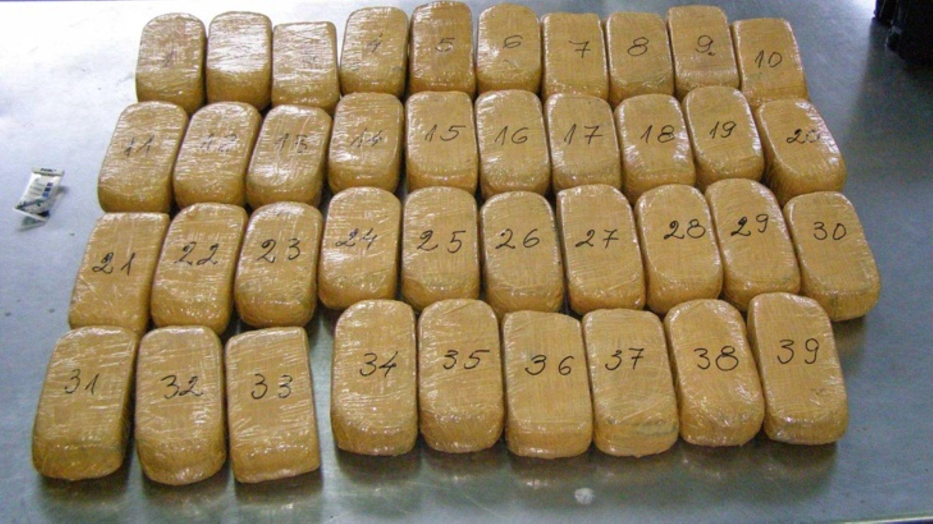 Ямболският съд даде 15 г. затвор на турски шофьор за трафик на хероин