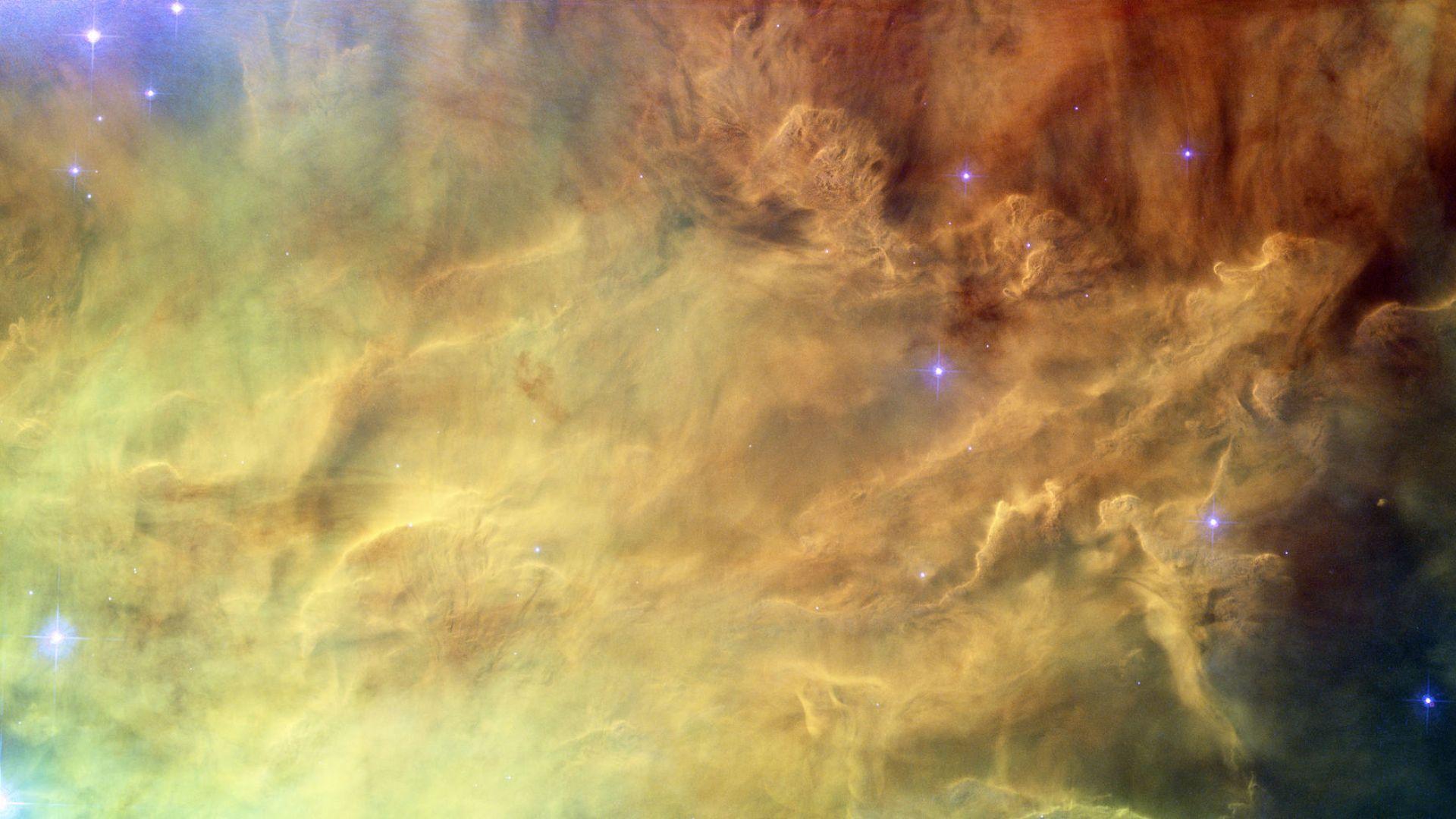 Мъглявината Лагуна