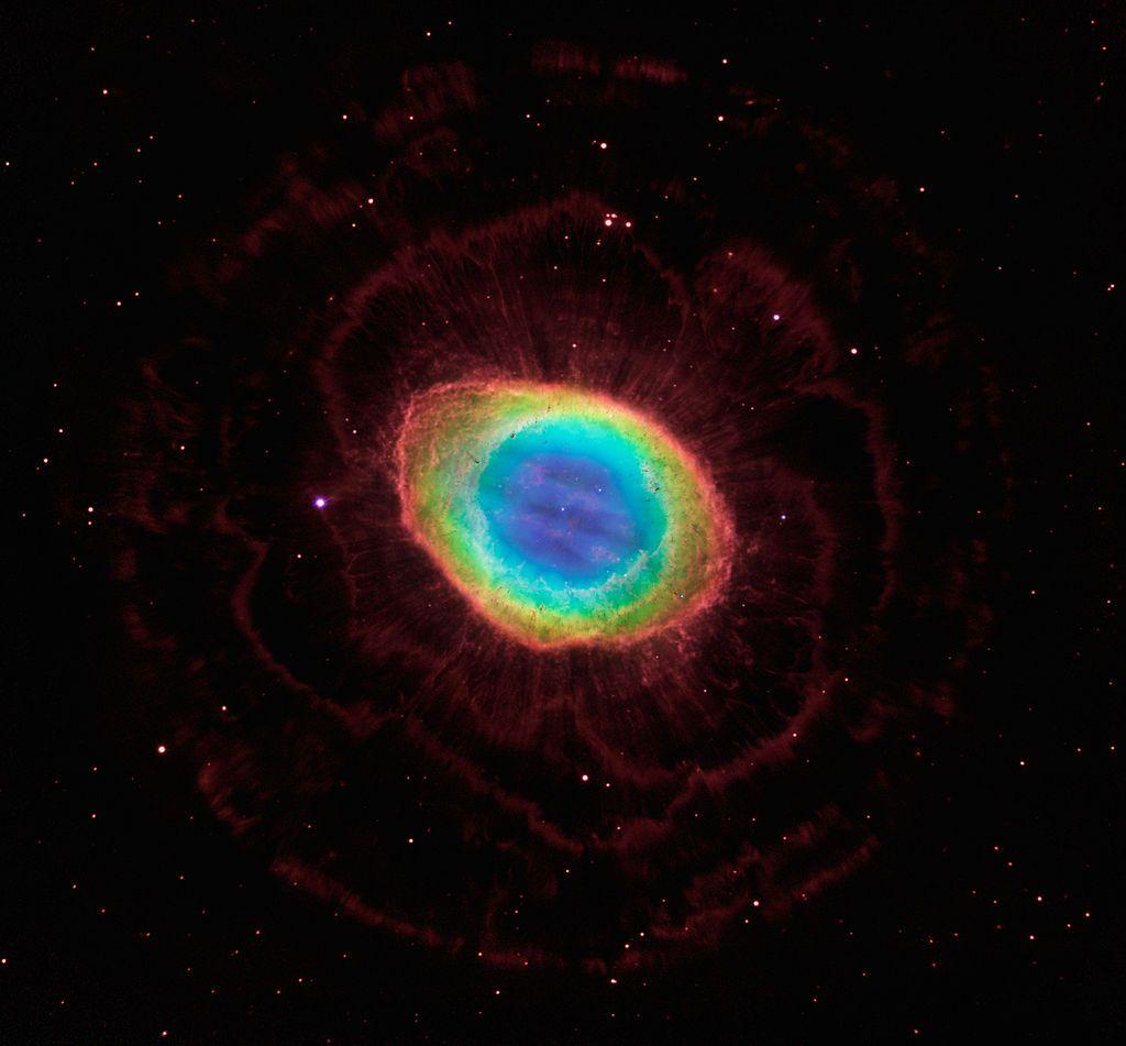Мъглявината M57