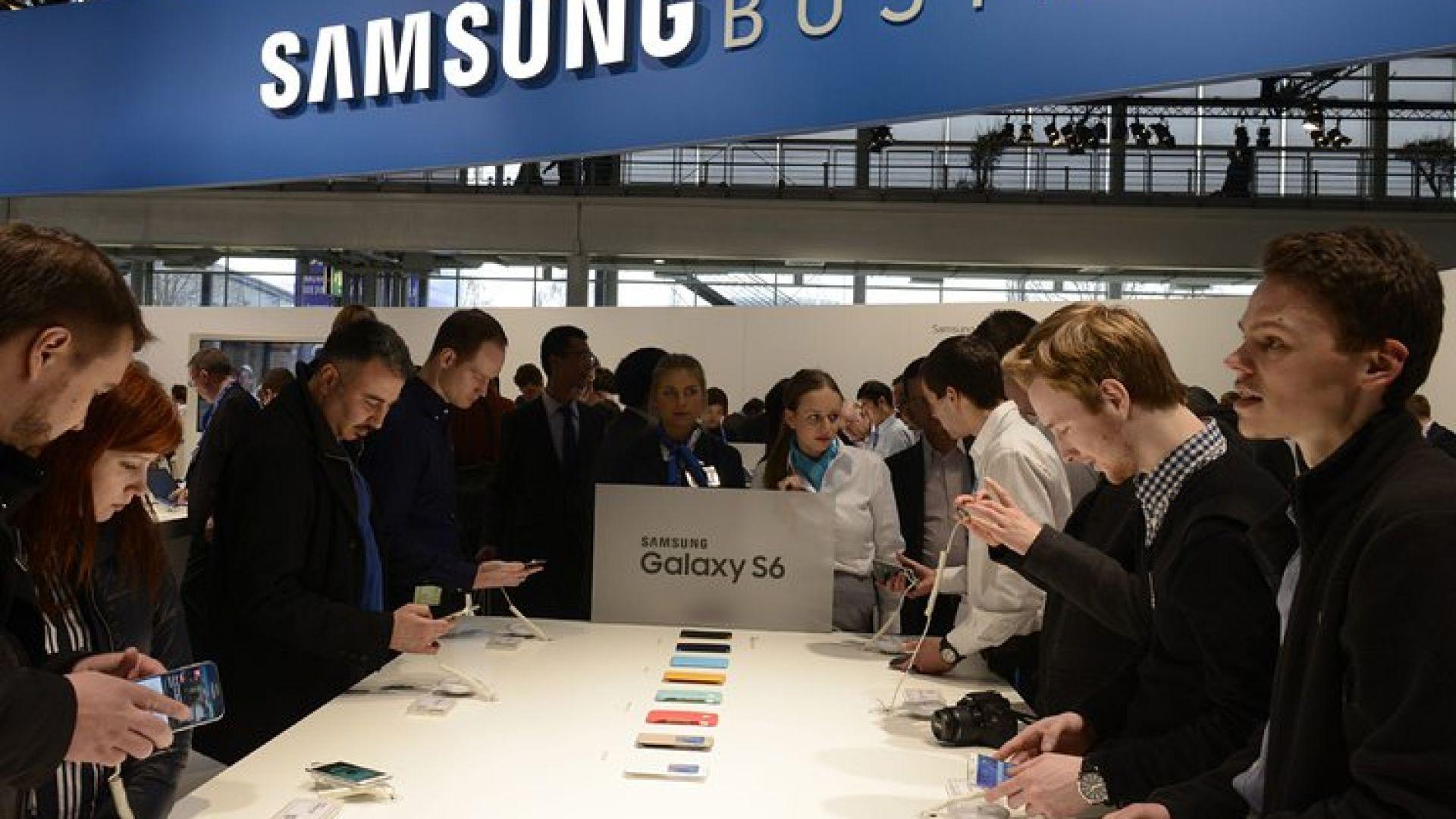 Самсунг плаща на Епъл 539 млн. долара