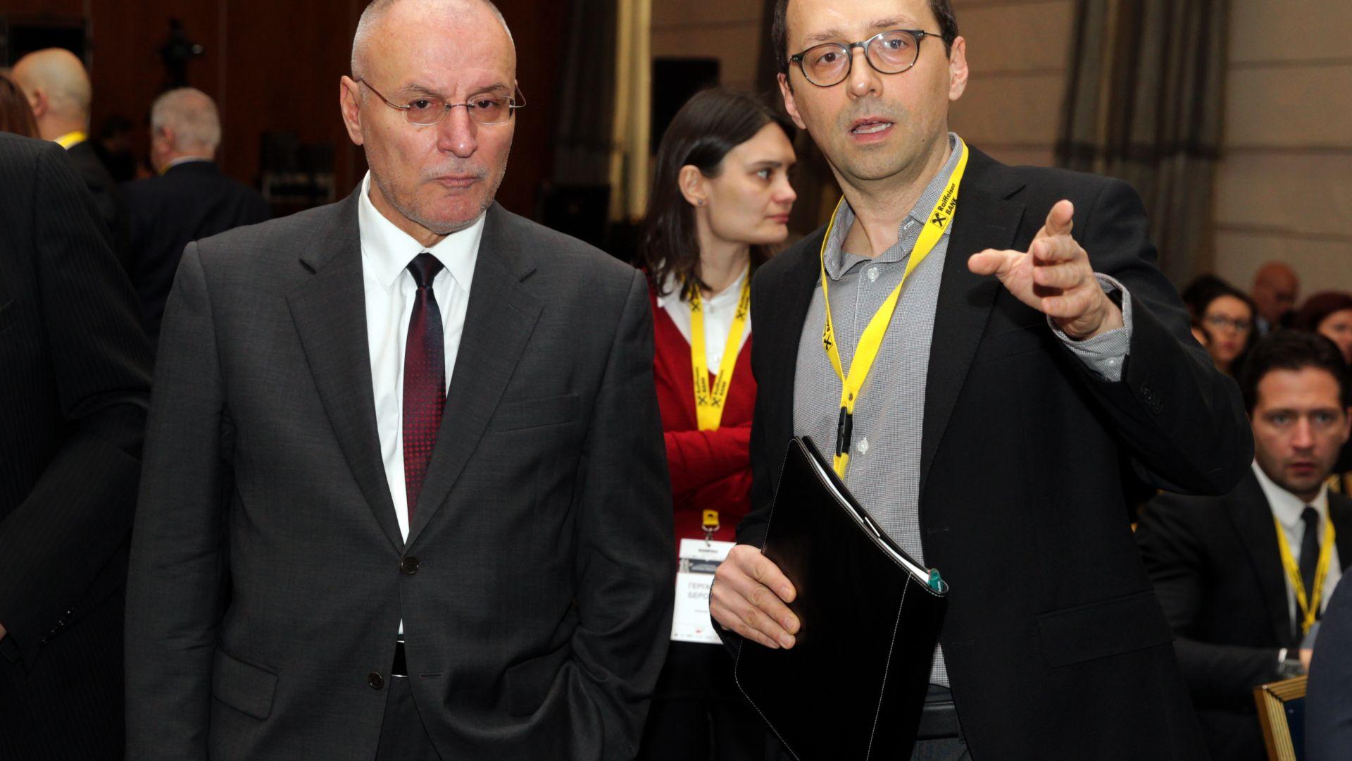 Радев: Никой вече не гледа Маастрихт за еврото, искат реформи