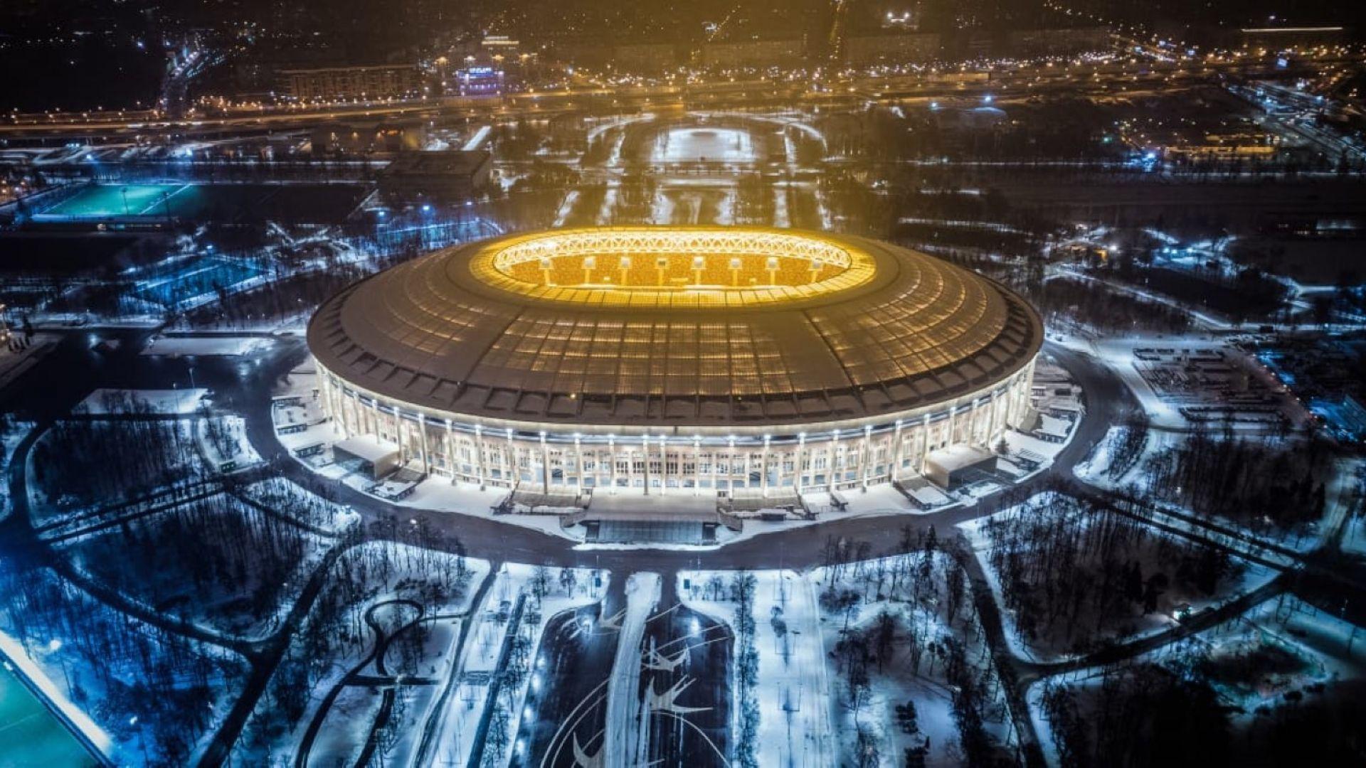 Стадионите на Мондиал 2018 (галерия)