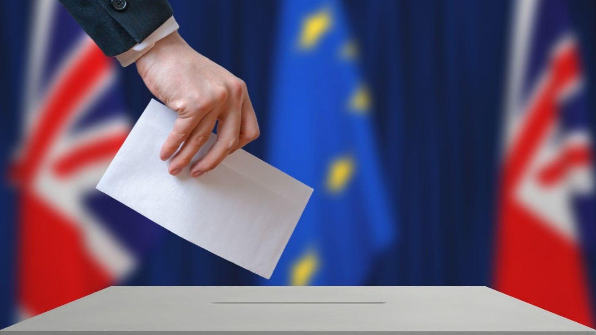 Идеята за втори референдум за Брекзит отново на дневен ред