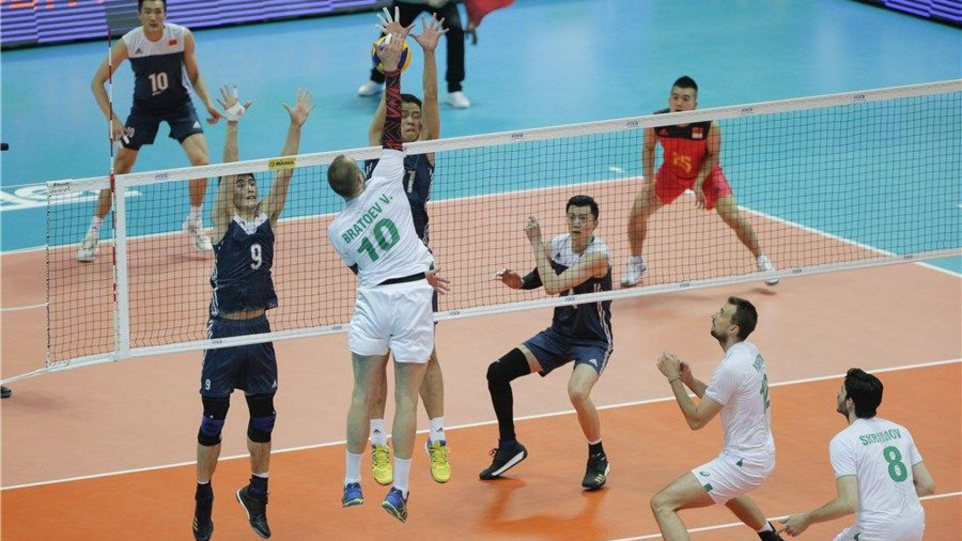 България повали домакините на старта на Лигата на нациите