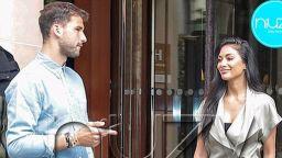 Никол и Гришо на романтична вечеря в Париж