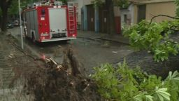 Буря нанесе щети в община Две могили, Русенско