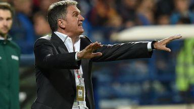 ЦСКА преговаря с националния селекционер на Черна Гора