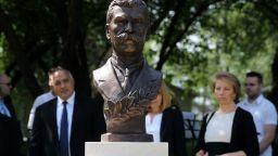 Премиерът откри паметник на Иван Вазов в Хърватия