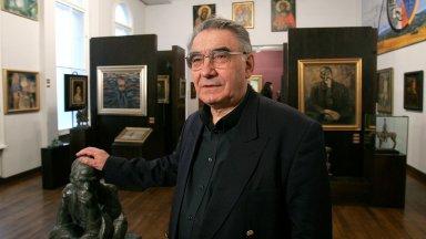 """Прощаването със Светлин Русев ще е в галерия """"Квадрат 500"""""""