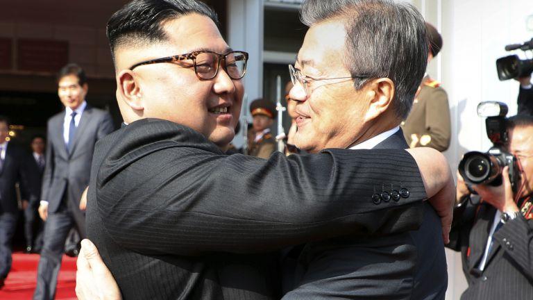 Спешна среща на лидерите на двете Кореи