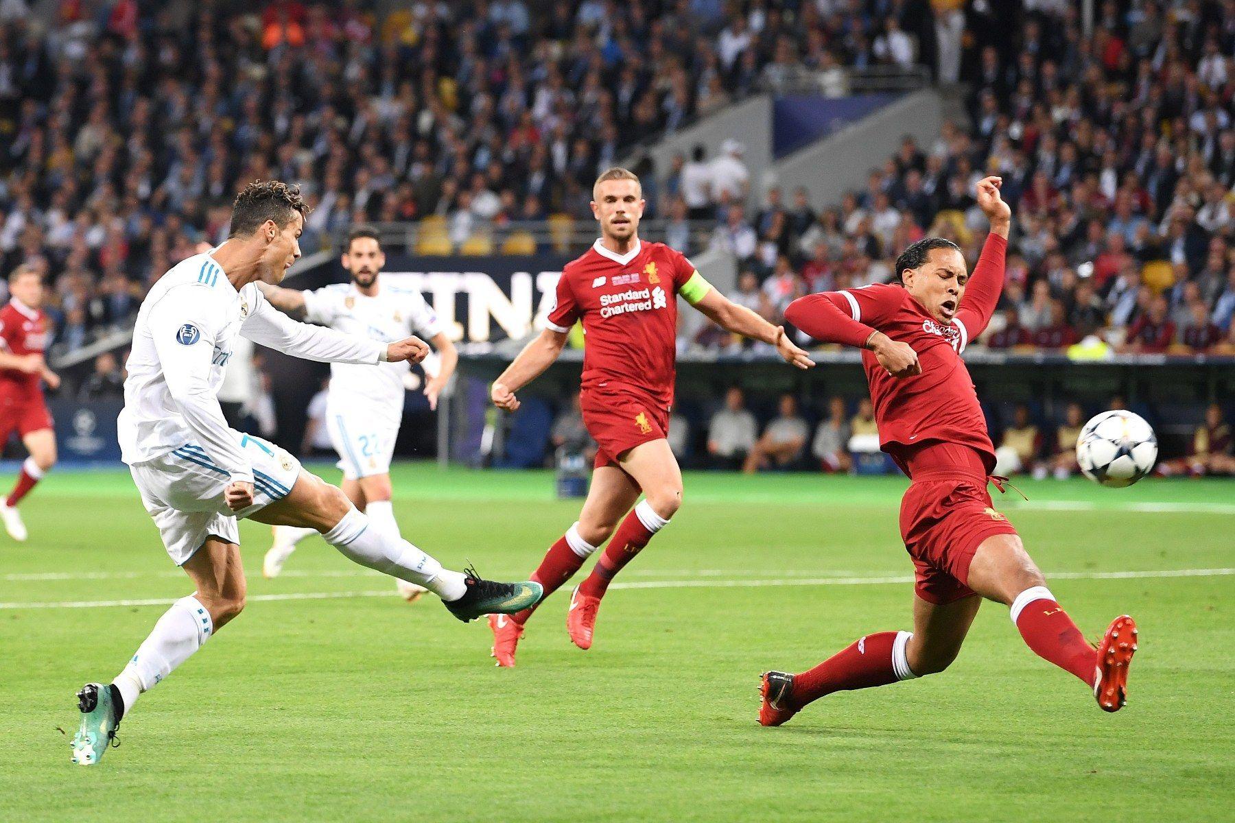 Роналдо бе тих във финала