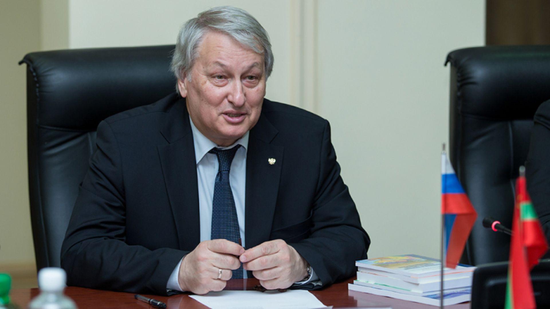 Ген. Решетников: Да откъснем България от НАТО? Че тя сама ще се разпадне