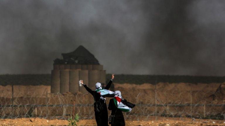 Израел строи морска бариера,  за да попречи на проникване от ивицата Газа