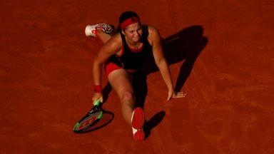 Шампионката Остапенко изхвърча още в първия кръг