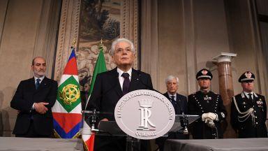 Шест сценария за излизане от политическата криза в Италия