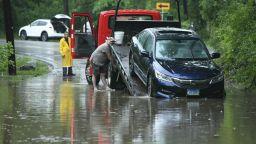 Извънредно положение в Мериленд, САЩ заради проливни дъждове