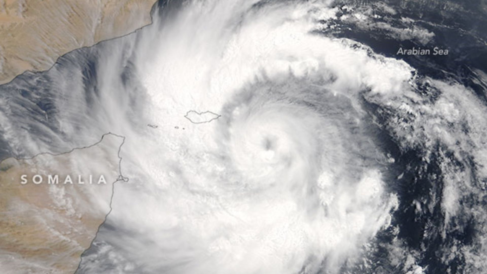 Ураган наводни...Сомалия