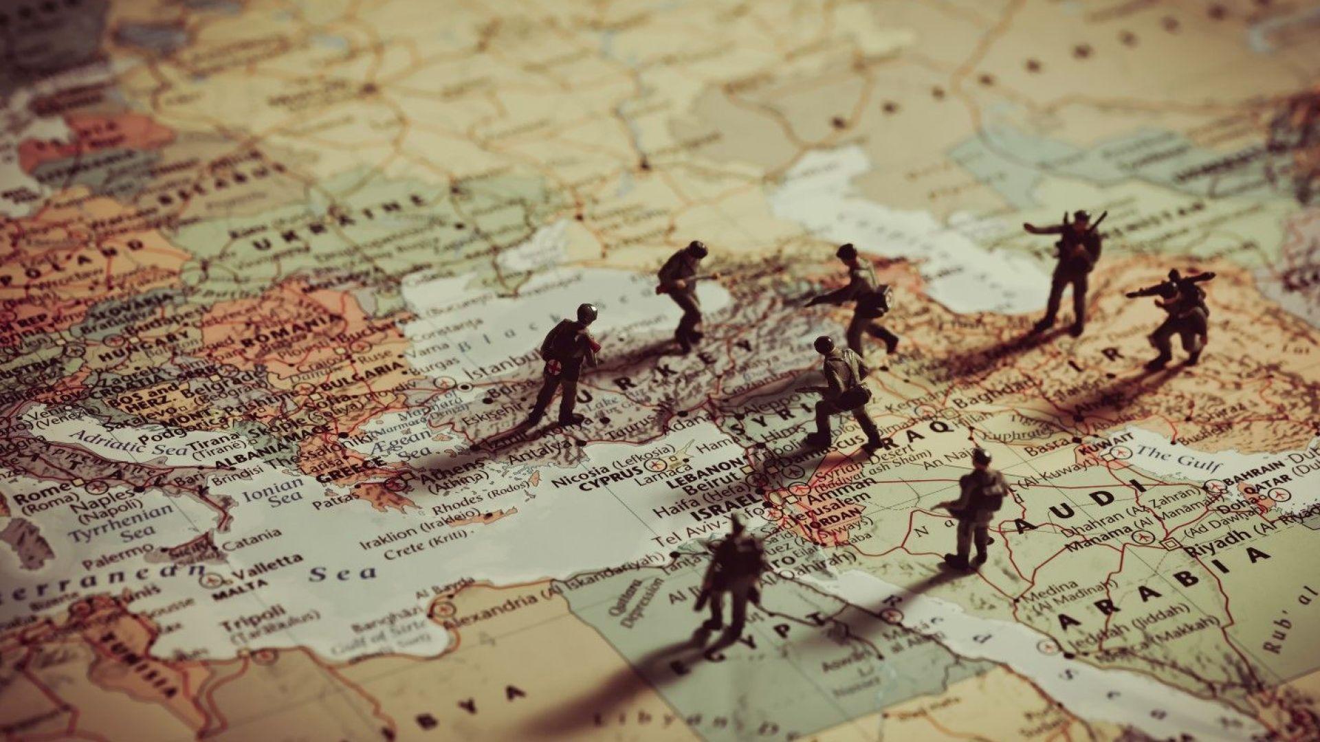 Тайни преговори между Иран и Израел намалиха напрежението в Сирия