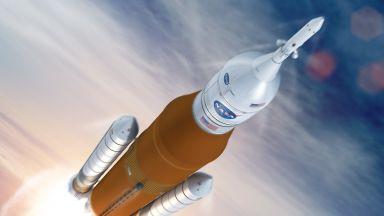 Финансови проблеми около лунната ракета на НАСА