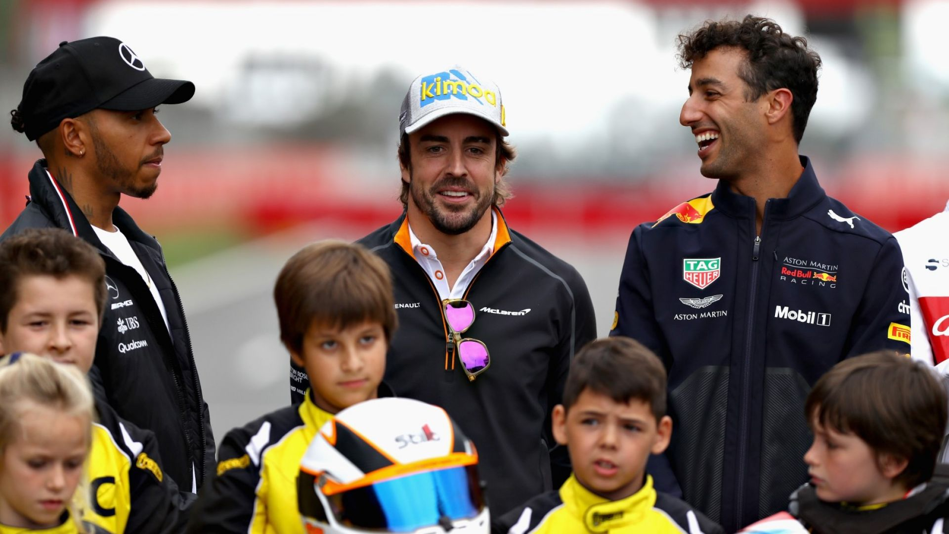 Люис и Фернандо в един глас: Това бе най-скучното състезание в историята