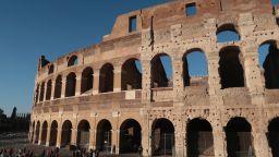 Кирилицата оживява в Рим с уникално 3D mapping шоу