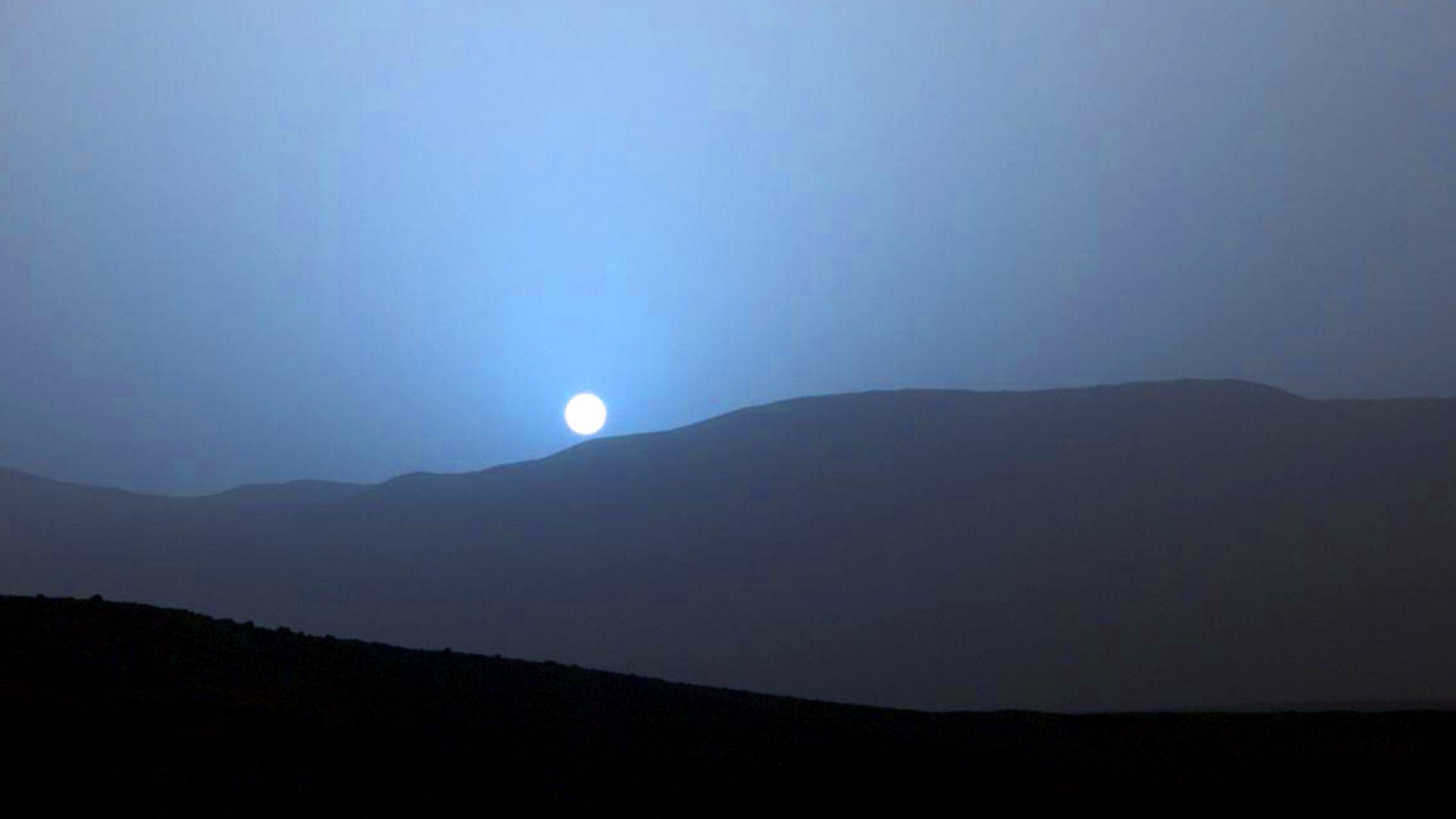 Залезите на Марс (снимки)
