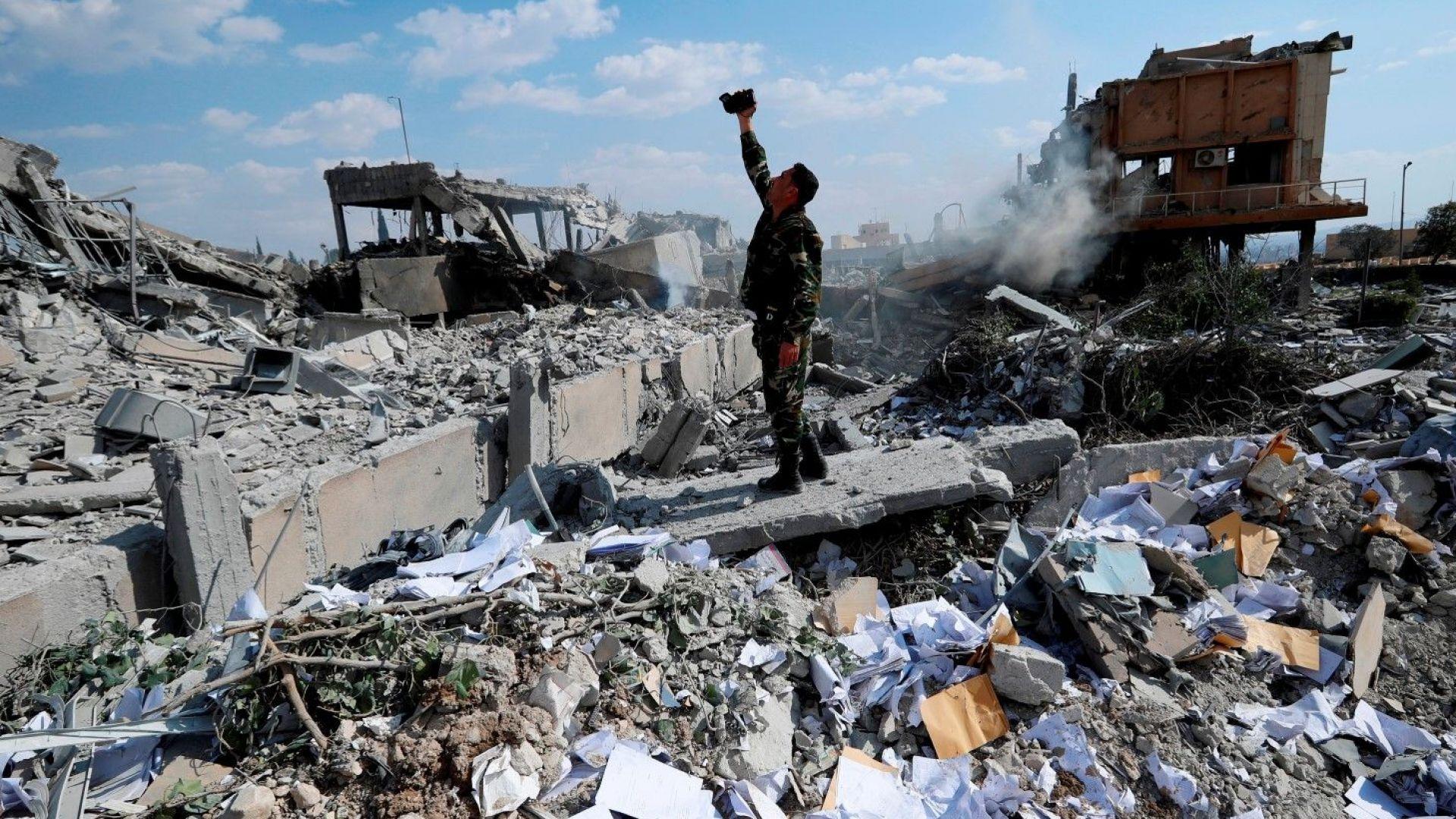 Расте броят на загиналите при атаката в Сирия на 23 май руснаци