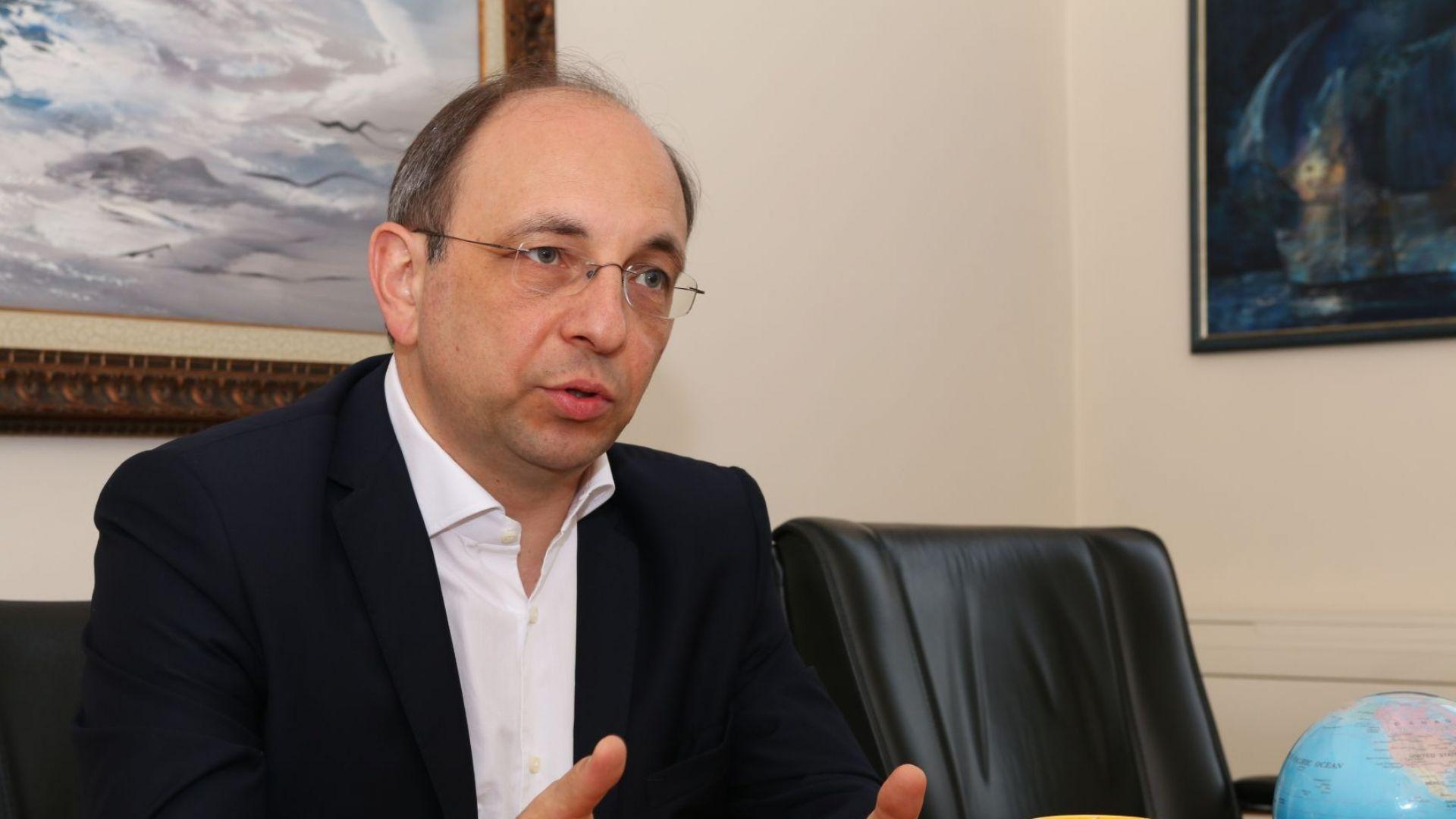 Николай Василев: Бюджет 2019 е тлъста лазаня