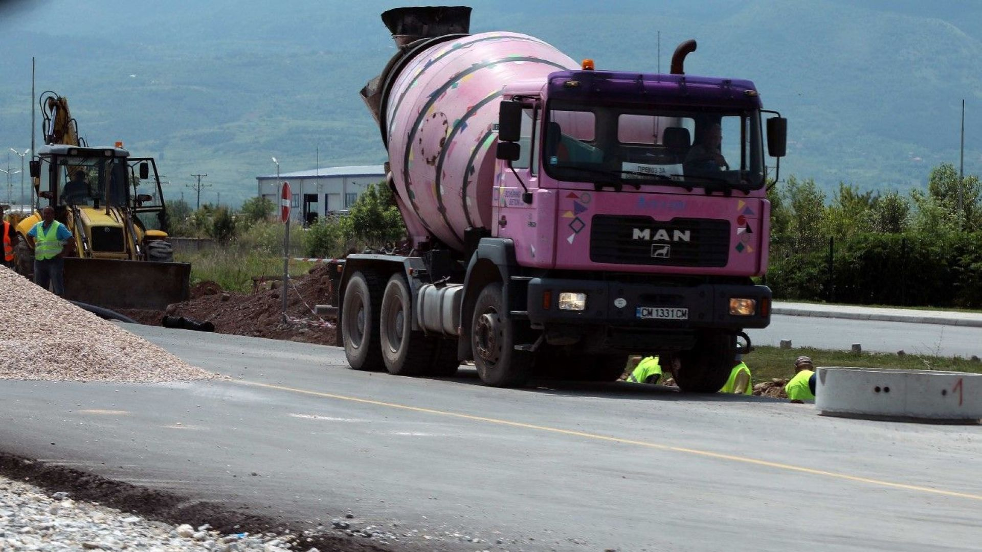 Започват ремонтите на три виадукта на магистрала