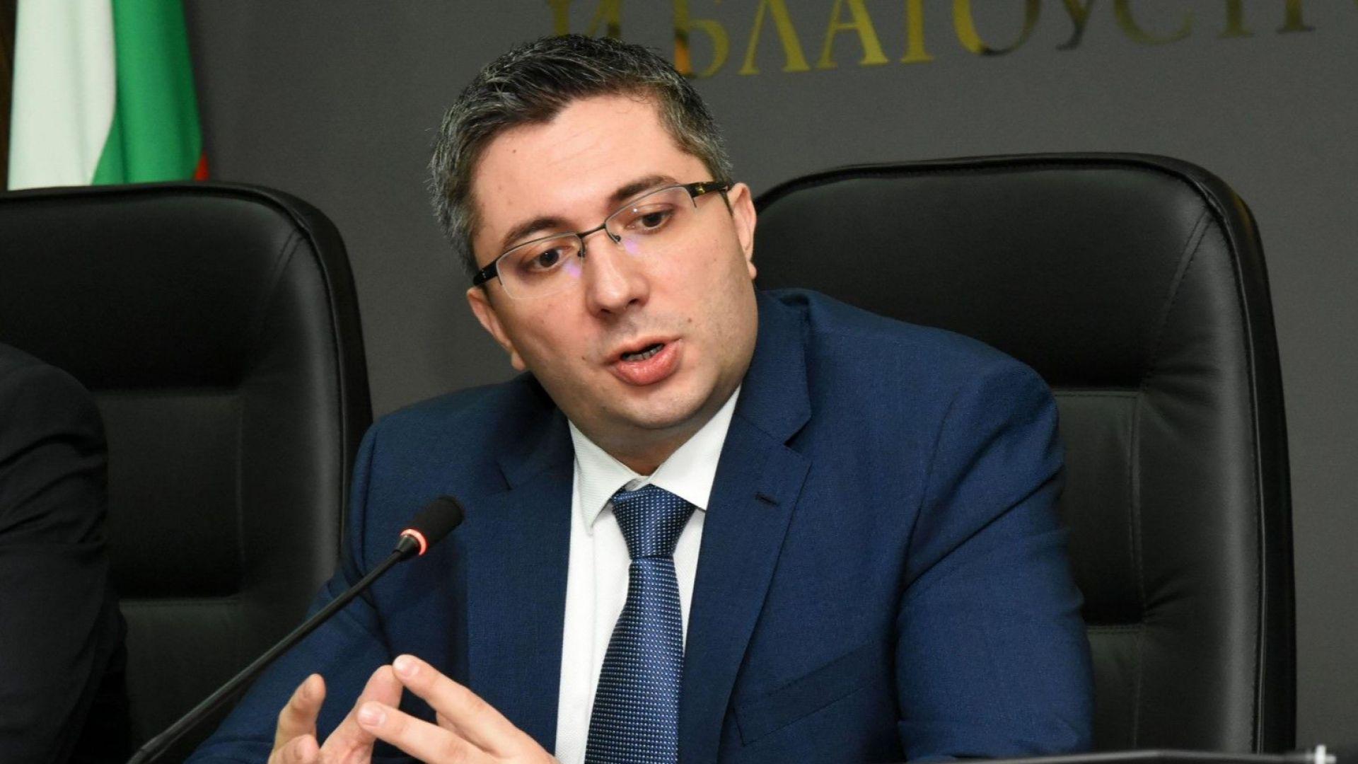 Николай Нанков напуска и парламента