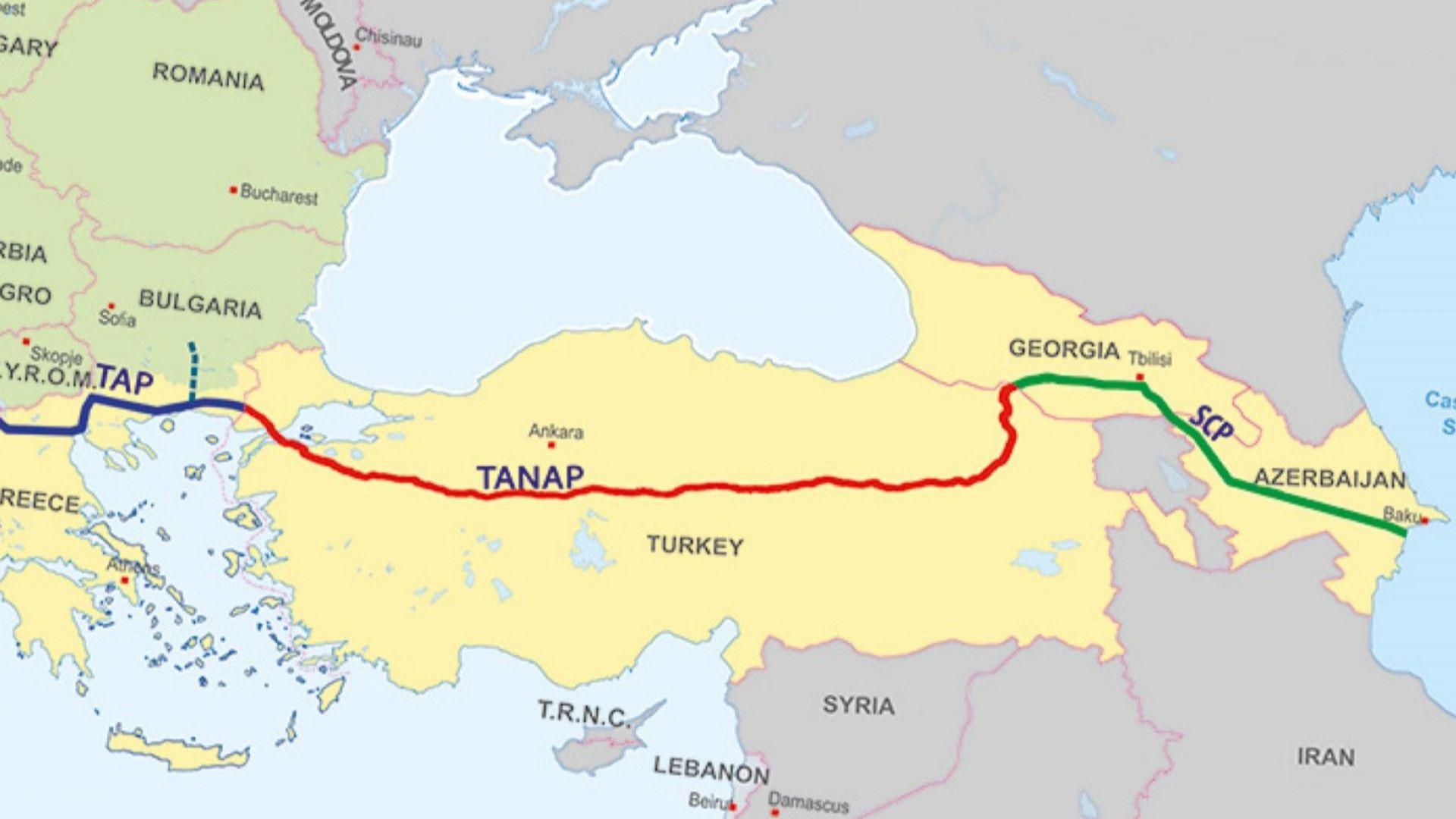 В Азербайджан откриха официално Южния газов коридор (обновена)