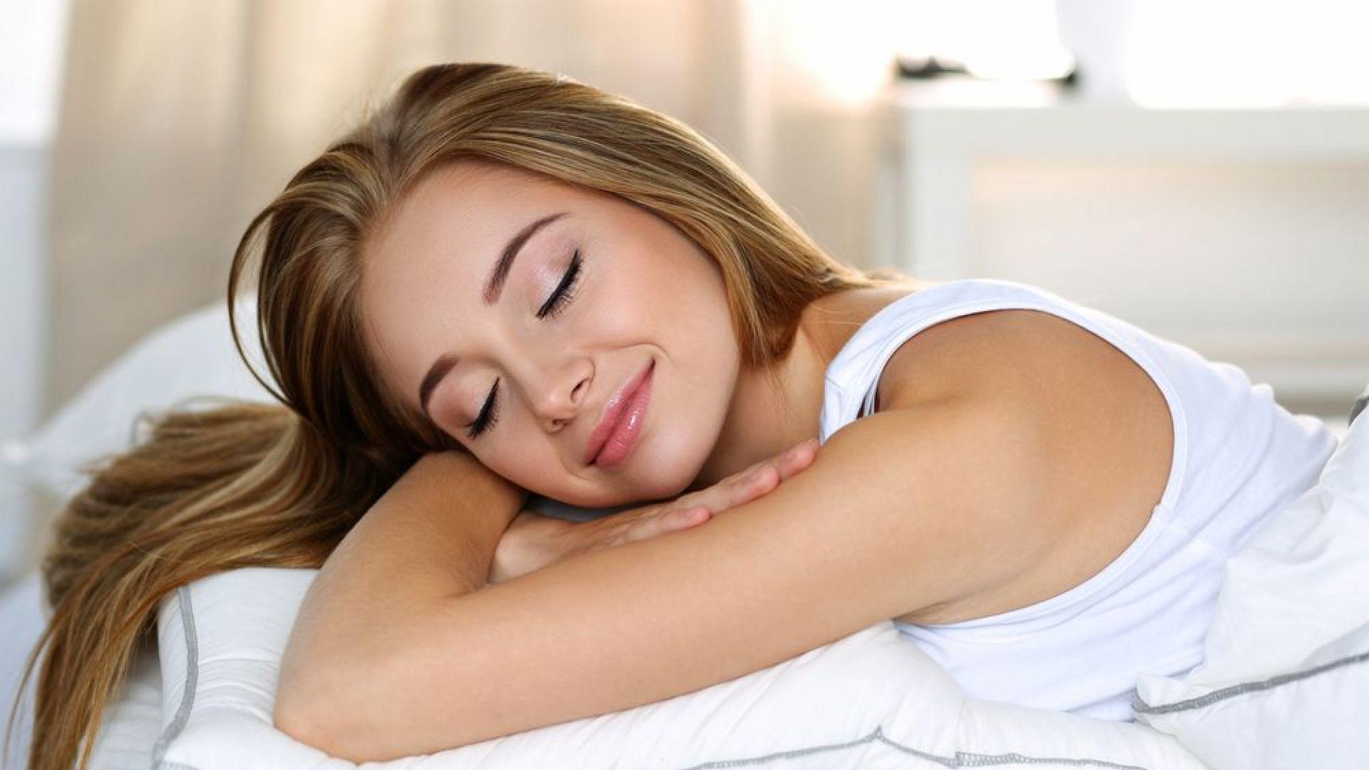 Отспиването през почивните дни е задължително