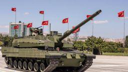 Какво знаем за турския танк Altay (галерия)